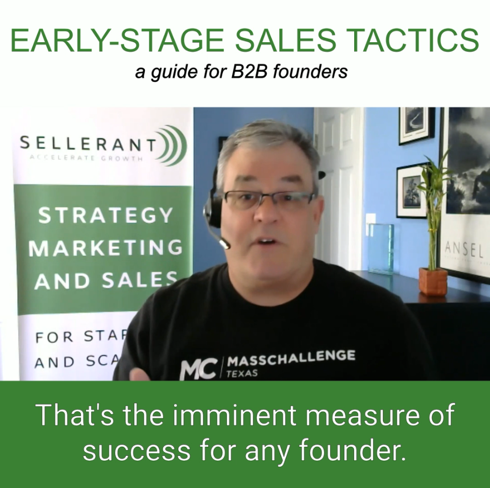 Early-Stage Sales Tactics